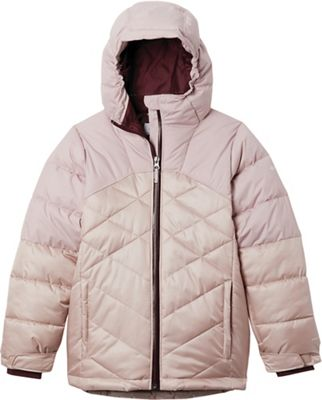 Columbia Girls' Winter Powder Quilted Jacket