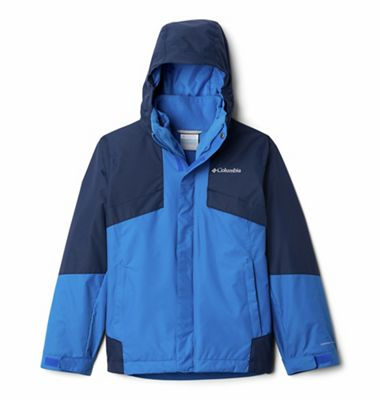 Columbia Boys' Bugaboo II Fleece Interchange Jacket