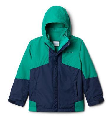 Columbia Boys' Bugaboo II Fleece Interchange Jacket