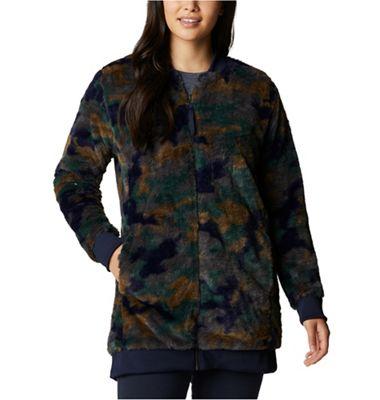 Columbia Women's Bundle Up Printed Fleece Jacket