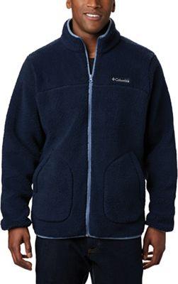 Columbia Men's Rugged Ridge II Sherpa Fleece Jacket