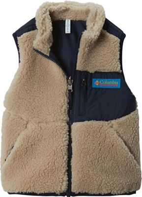 Columbia Youth Archer Ridge Reversible Vest