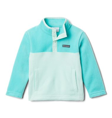 Columbia Toddlers' Steens MTN 1/4 Snap Fleece Pullover