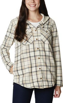 Columbia Women's City Hooded LS Shirt