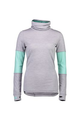 Mons Royale Women's Cornice Rollover LS Top