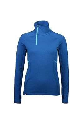 Mons Royale Women's Olympus Half Zip Top