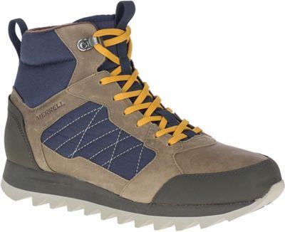 Merrell Men's Alpine Sneaker Mid Polar Waterproof Boot