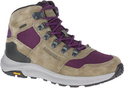 Merrell Women's Ontario 85 Mesh Mid Waterproof Shoe