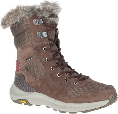 Merrell Women's Ontario Tall Polar Waterproof Boot