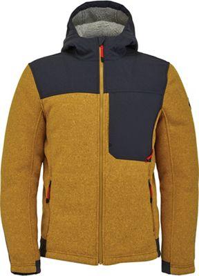 Spyder Men's Alps Full Zip Hoodie Fleece Jacket