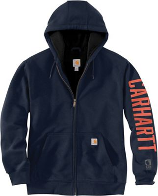 Carhartt Men's Rugged Original Fit Lined Graphic Sweatshirt