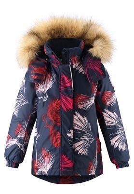 Reima Girls' Kiela Reimatec Winter Jacket