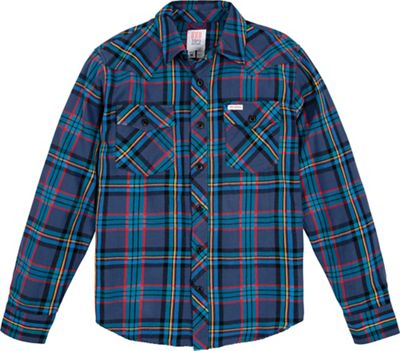 Topo Designs Men's Mountain Shirt