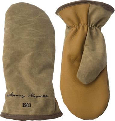 Stormy Kromer Waxed Cotton Tough Mitts