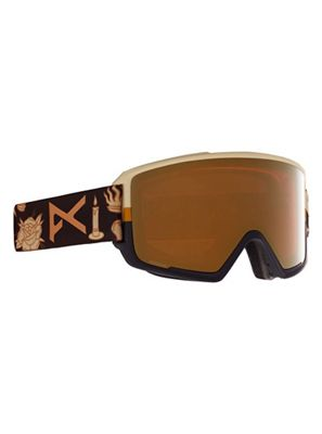 Anon Men's M3 Goggle Plus Bonus Lens