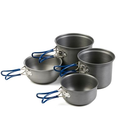LITHIC 4-Piece Backpacking Cook Set
