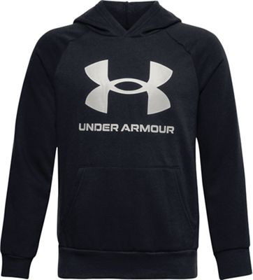 Under Armour Boys' UA Rival Fleece Hoodie