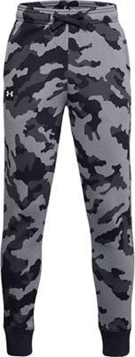 Under Armour Boys' UA Rival Fleece Printed Jogger