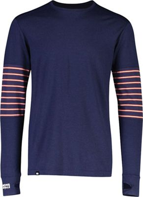 Mons Royale Men's Alta Tech LS Crew Top