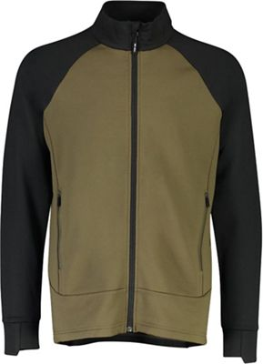 Mons Royale Men's Nevis Wool Fleece Jacket