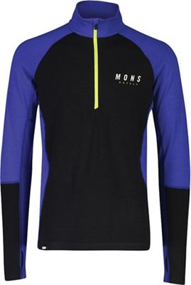 Mons Royale Men's Olympus 3.0 Half Zip Top