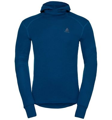 Odlo Men's Active LS Top w/ Facemask