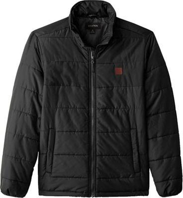 Brixton Men's Cass Puffer Jacket