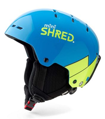 Shred Kids' Totality Snow Helmet