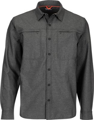 Simms Men's Prewett Stretch Woven LS Shirt