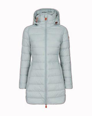 Save The Duck Women's Giga Hooded Long Coat
