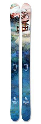 Icelantic Women's Maiden 111 Ski