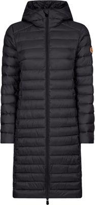 Save The Duck Women's Giga Long Hooded Coat