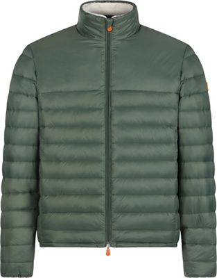 Save The Duck Men's Giga Non-Hooded Sherpa Jacket