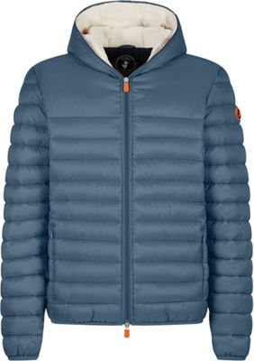Save The Duck Men's Giga Sherpa Hooded Jacket