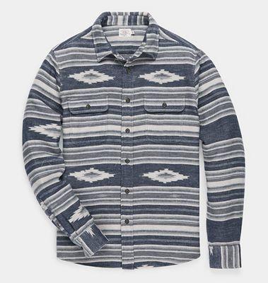 Faherty Men's Canyon Overshirt