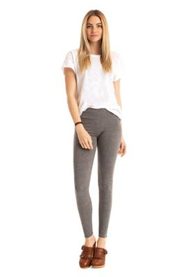 Synergy Women's Heathered Basic Leggings