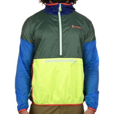 Cotopaxi Teca Light Half Zip Windbreaker Jacket
