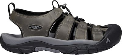 KEEN Men's Newport Leather Water Sandals with Toe Protection