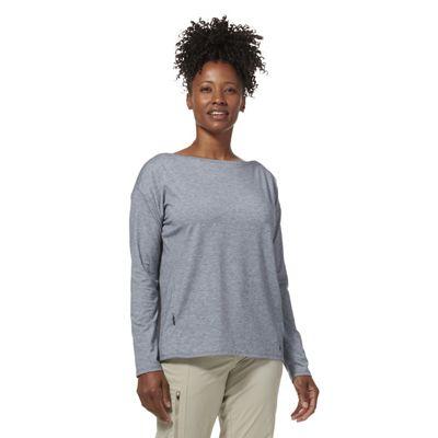Royal Robbins Women's Round Trip Drirelease LS Shirt