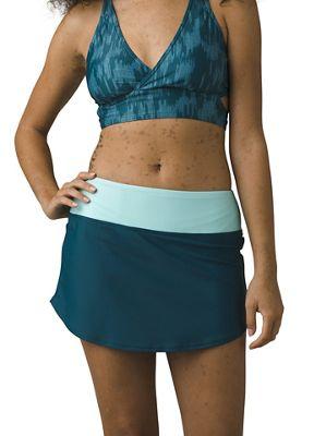 Prana Women's Belltello Swim Skirt