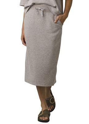Prana Women's Cozy Up Midi Skirt