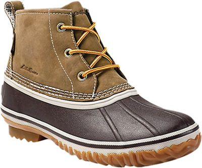 Eddie Bauer Women's Hunt Pac Leather Mid Boot