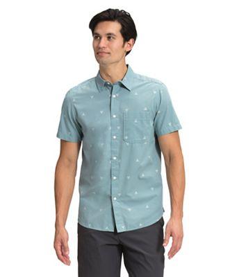 The North Face Men's Baytrail Jacquard SS Shirt