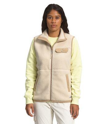 The North Face Women's Cragmont Fleece Vest