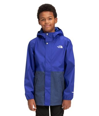 The North Face Boys' DryVent Mountain Snapper Parka