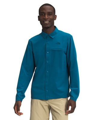 The North Face Men's First Trail UPF LS Shirt