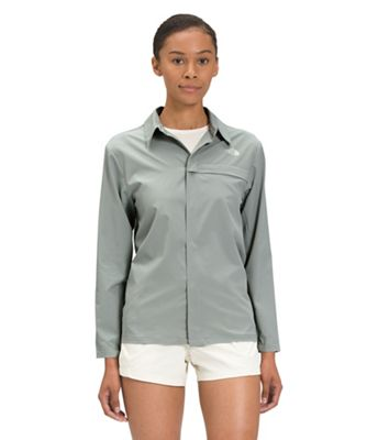 The North Face Women's First Trail UPF LS Shirt