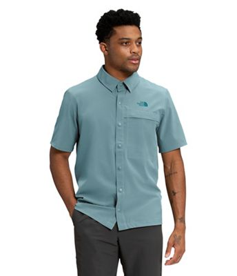 The North Face Men's First Trail UPF SS Shirt