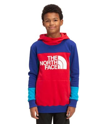 The North Face Boys' Street Logo Pullover Hoodie