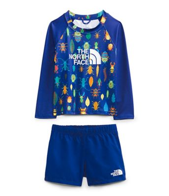 The North Face Toddlers' Sun LS Set